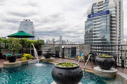 отель Banyan Tree Bangkok