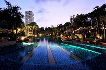 отель Botany Beach Resort