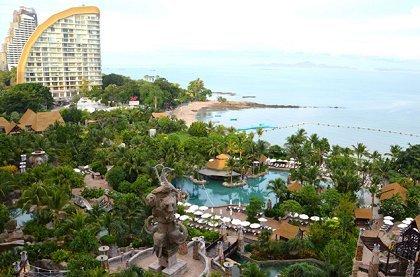 отель Centara Grand Mirage Beach Resort Pattaya