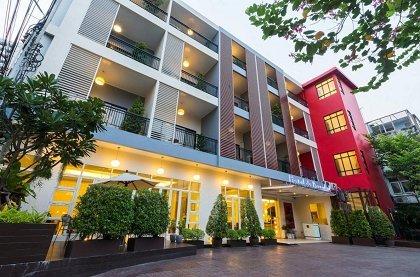 Отели. Тайланд. Hotel De Bangkok