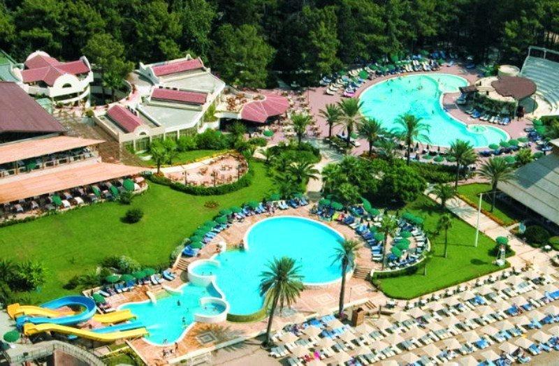 отель Amara Club Marine
