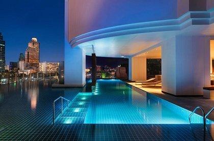 отель Millennium Hilton Bangkok