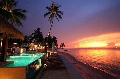 отель Mimosa Resort and Spa