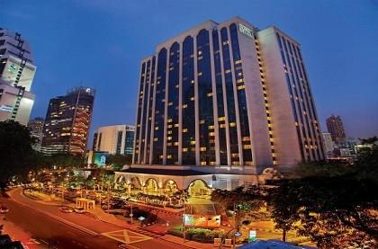 Отель Istana