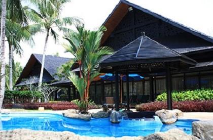 Отель Nexus Resort and Spa Karambunai