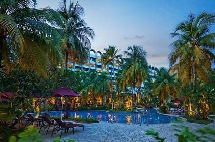 Отель Parkroyal Penang Resort