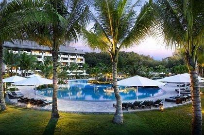 Отель Shangri-La's Rasa Ria Resort