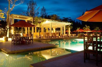 Отель Tanjung Rhu Resort