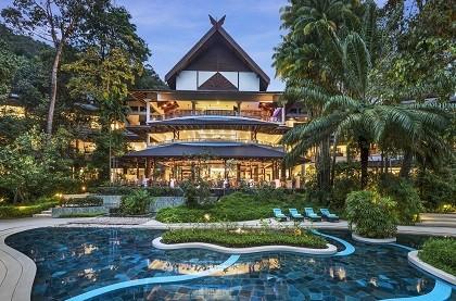 Отель The Andaman