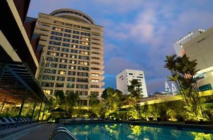Отель The Federal Kuala Lumpur