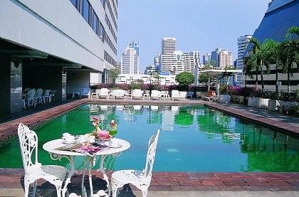 Отели Тайланда Royal-Benja-Hotel
