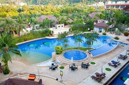 отель Alpina Phuket Nalina Resort and Spa