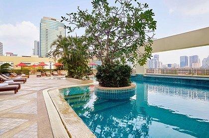Отель AVANI Atrium Bangkok