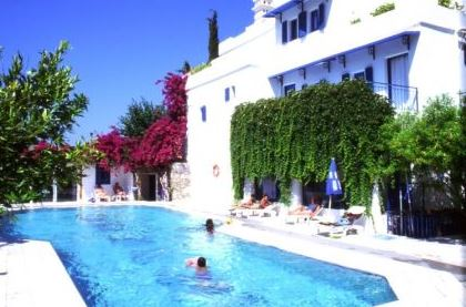 Отель Blue Bodrum Beach 3* Турция