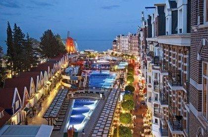 отель Orange County Resort