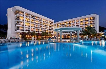 отель Ozkaymak Marina Hotel