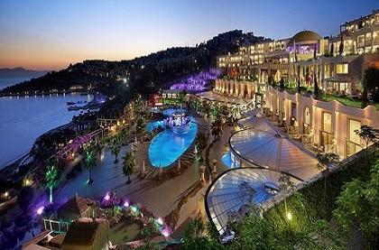 отель Sianji Well-Being Resort