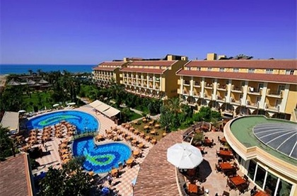 отель Soho Beach Club