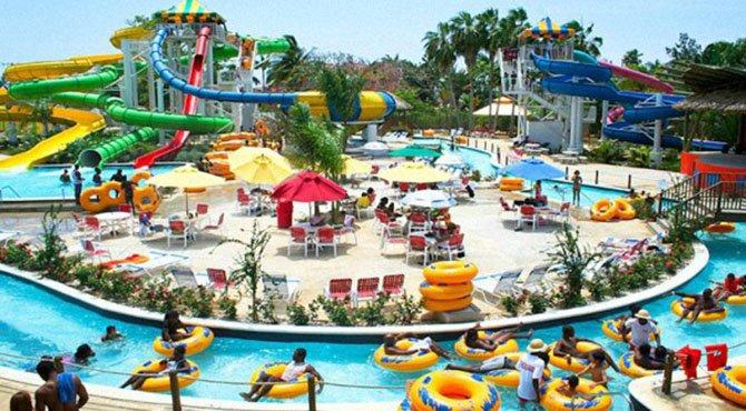 Luchshie oteli Dominikany s akvaparkom Top 5 - Пунта Кана