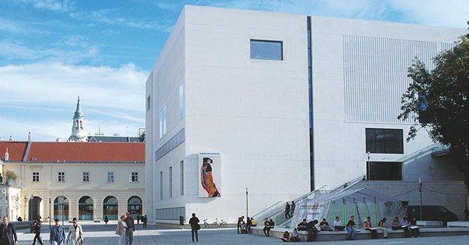 leopold museum 19to1 - Вена