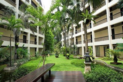 Отель в Тайланде Siam Bayshore Resort and Spa