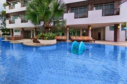 Отель Pattaya Park Beach Resort