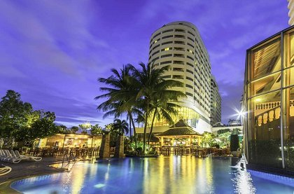 отель Prince Palace Hotel Bangkok