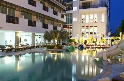 Отель Pattaya Discovery Beach