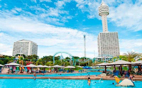 pattayapark1 - Обзор отелей – взгляд туриста