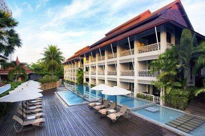 Отель в Тайланде Pullman Pattaya Hotel G
