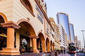 Risunok17 croped - ОАЭ: ДУБАЙ RIVIERA HOTEL DUBAI 4*