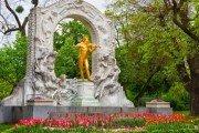 Viena parque de la ciudad 180x120 - Достопримечательности Австрии