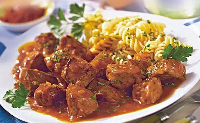 gulyash - Австрийская кухня