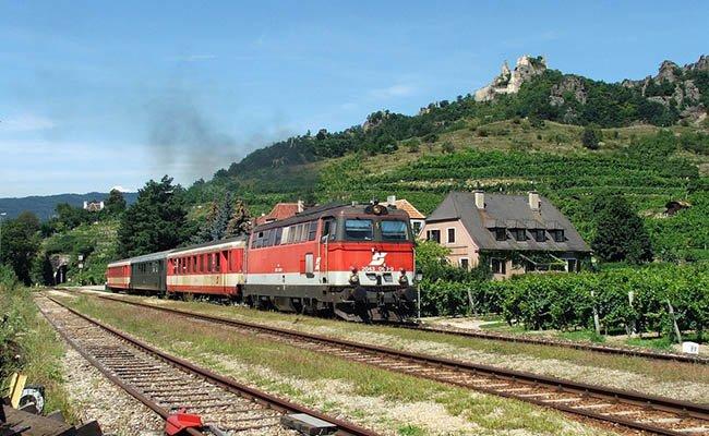 jelznaya doroga - Австрия: о стране