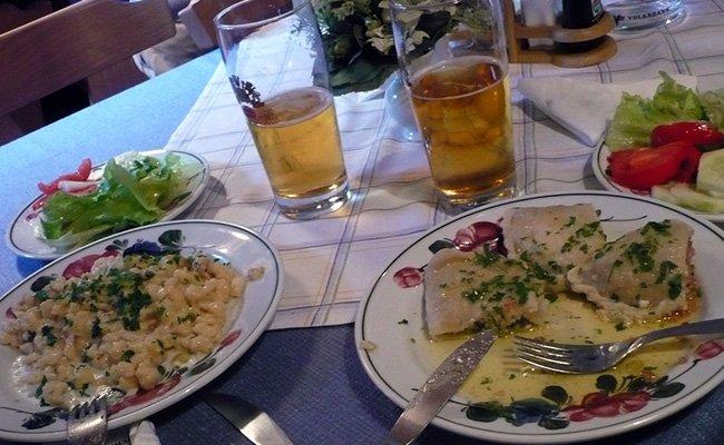 kasnocken i kasnudel - Австрийская кухня