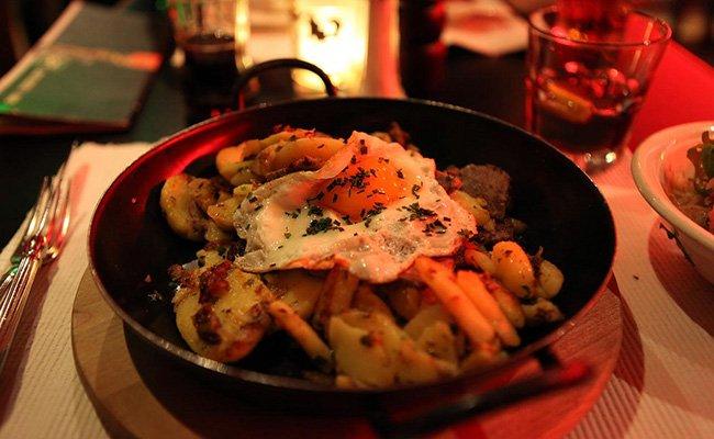 tiroler groestl - Австрийская кухня