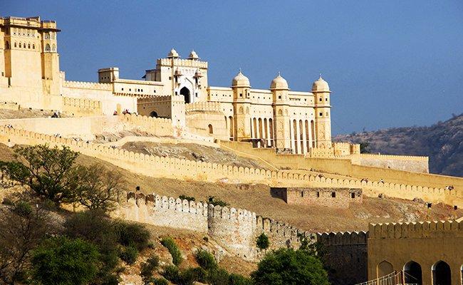 Jaipur - Достопримечательности Индии