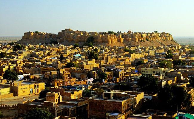 Jaisalmer - Достопримечательности Индии