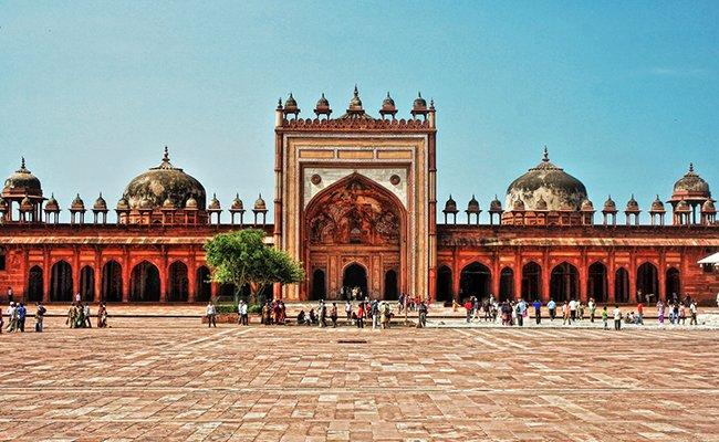 Jama Masjid Agra - Достопримечательности Агры