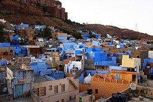 Jodhpur m - Города Индии