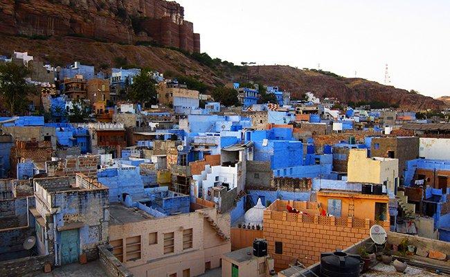 Jodhpur - Достопримечательности Индии