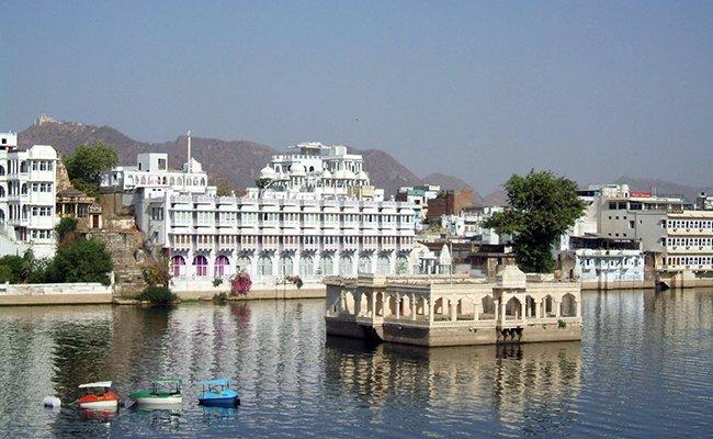 Udaipur - Достопримечательности Индии