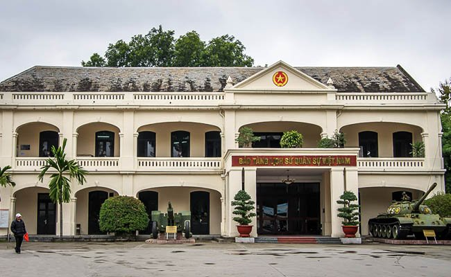 Vietnam Military History Museum - Экскурсии по Вьетнаму