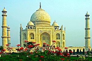 agra m - Города Индии