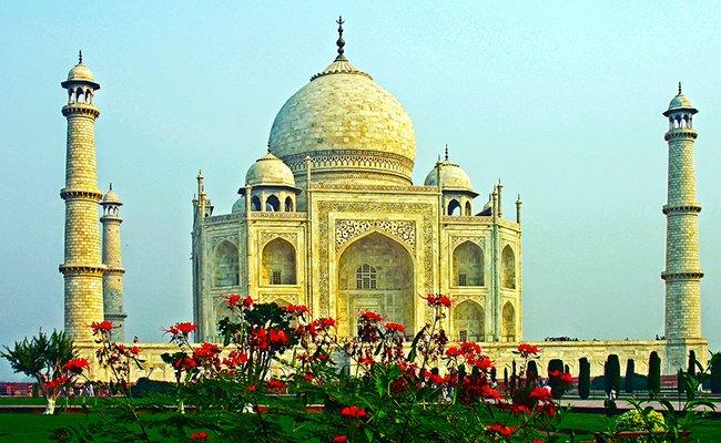 agra tm - Достопримечательности Индии