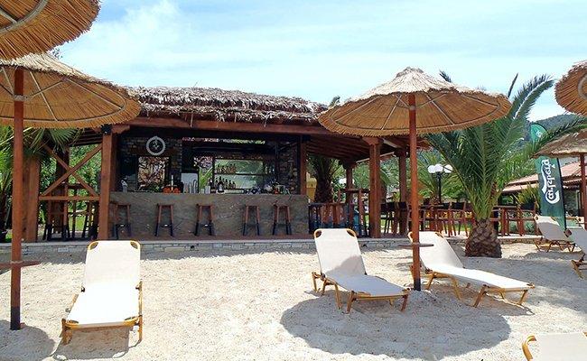 beach bar - Достопримечательности Болгарии
