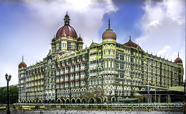 dvorec otel - Мумбай