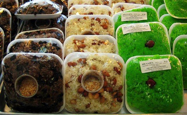 eda s soboy - Вьетнамская кухня