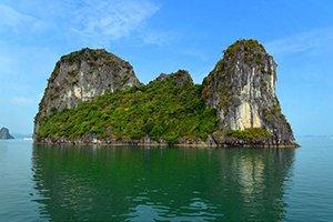 halong - Города и курорты Вьетнама