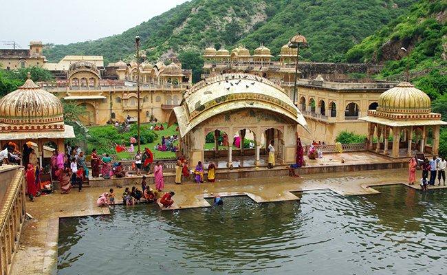 hram obesyan - Храмы и дворцы Джайпура